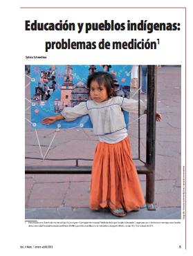 Educación y pueblos indígenas: problemas de medición