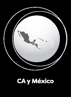 Centroamérica y México