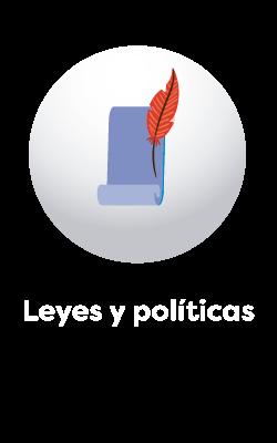 Leyes y políticas